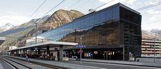 Mehr Bahnhof in Visp