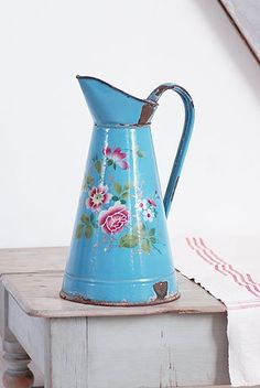 What a colorful jug!