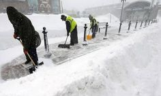 Northeast hit by blizzards, freezing cold, after record snow Arctic Air, Freezing Rain, Ice Storm, Snow And Ice, The Day Will Come, New Bands, Cold Weather, Photo Galleries, Winter