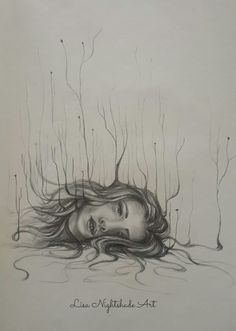 Disintegration in graphite on moleskine