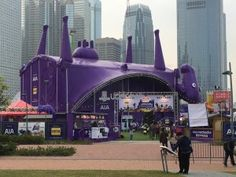 Anthea Palmer takes you behind the scenes of the #Udderbellyhk festival