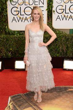 Sarah Paulson-Globos de Oro 2014