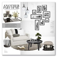 """""""The Little Corner"""" by m-aric ❤ liked on Polyvore featuring interior, interiors, interior design, home, home decor, interior decorating, Stellar Works, Currey & Company, Nearly Natural and Twig+Nest"""