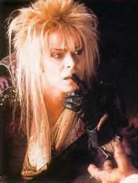 Bowe in labyrinth :)