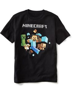 Minecraft&#153 Graphic Tee Product Image