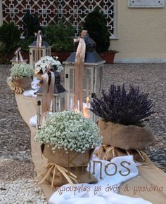 στολισμος εκκλησιας λινατσα - Αναζήτηση Google Diy Wedding, Rustic Wedding, Wedding Flowers, Wedding Day, Wedding Designs, Wedding Styles, Bouquet, Lanterns Decor, Wedding Preparation