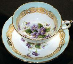 Royal Paragon Tea Cup&Saucer