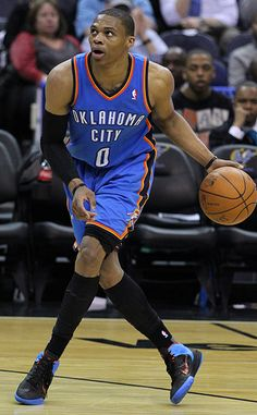 Russell Westbrook - http://nbafunnymeme.com/nba-players-photos/russell-westbrook