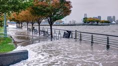 Un estudio confirma la influencia humana sobre el aumento del nivel del mar