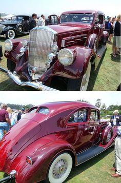 1935 Pierce Silver Arrow The Pierce Silver Arrow wa a concept car de igned by Jame R. Retro Cars, Vintage Cars, Antique Cars, Vintage Auto, Jet Packs, Cool Old Cars, Concours D Elegance, Hot Rods, Us Cars