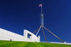 Parliament House , Canberra House Canberra, Australian Capital Territory, Houses Of Parliament, Travelogue, Australia Travel, Urban Design, My House, Road Trip, Landscape