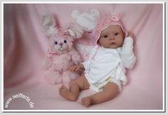 Ein Dank an Evelina Wosnjuk.....ich liebe meine Sophie´s   Colliii - Doll Lovers Online