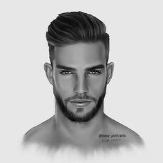 Daniel Sisniega by easy-portraits