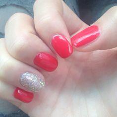 Nails #glitter #nails