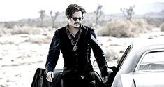 JCD II : Johnny Depp - edit © 2015 -  Dior Sauvage Commercial