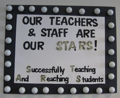 teacher appreciation week themes | 2011 teacher appreciations week had the theme our teachers and staff ...