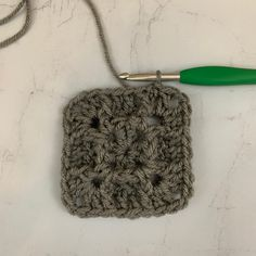 The waffle stitch is a super easy stitch to learn. It uses a combination of double crochet and front post double crochet to make the waffle texture. Front Post Double Crochet, Waffle Stitch, Easy Stitch, Crochet Blanket Patterns, Waffles, How To Make, Waffle, Crochet Rug Patterns