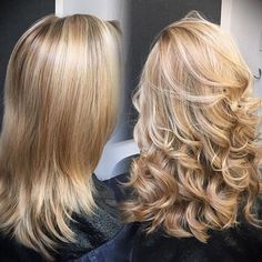 thermal style hair thermal curled hair using a 3 4 inch marcel curler 1731 | 87170588214c69e697db222d0c753b39 blonde curls flatiron