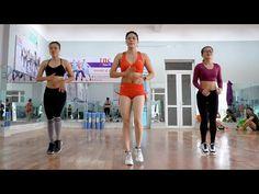 Πείτε αντίο λίπος στην κοιλιά με απλή άσκηση - Η πιο απολαυστική προπόνηση | Eva Fitness - YouTube 8 Week Workout Plan, Easy Workouts, Weight Workouts, Intense Workout, Youtube, Aerobics, Fett, Excercise, Gym