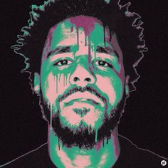 J Cole Artwork | hip hop beats for sale at undercurrentbeats.com