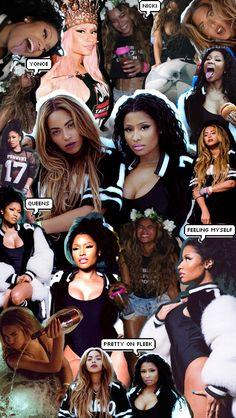 Rihanna's Collage. Enjoy it! D RiRi Rihanna Wallpaper