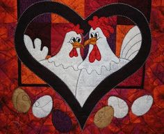 Anne-Grethes quiltblog: God påske! / Happy Easter!
