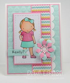 Really? by TreasureOiler - Cards and Paper Crafts at Splitcoaststampers