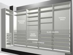 Narrow Closet Design, Ikea Closet Design, Walk In Closet Ikea, Ikea Pax Closet, Ikea Closet Organizer, Ikea Pax Wardrobe, Wardrobe Room, Bedroom Closet Design, Closet Designs