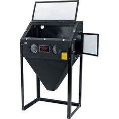 Northern tool, about $400+....ALC Abrasive Blasting Cabinet — 36in., Model# 41391