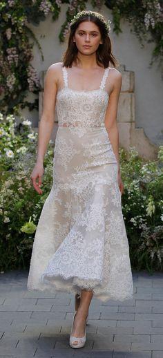 Monique Lhuillier wedding dresses 2017 | itakeyou #weddingdress #weddingdresses