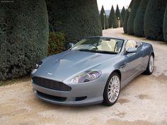 Aston Martin DB9 Volante 2007