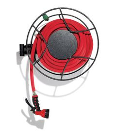 Gardena Wall Mounted Automatic Retractable Hose Reel Hose reel