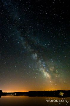 Tutorial and tips for photographing The Milky Way: 30 sec @ f/3.5, 10mm, ISO 2000. From photographer Nick Ulivieri