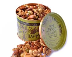 株式会社 グランドフードホール ONLINESHOP / 芦屋グラホのハニーローストナッツ缶