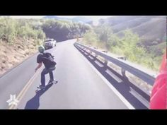 Freebord: Contour Downhill Chase