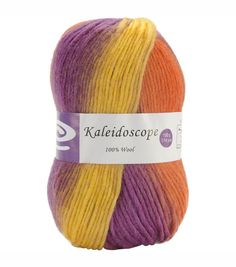 Yarn Kaleidoscope