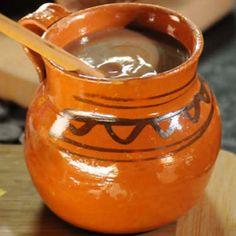 ... all mexican hot chocolates. its a must try. Receta para champurrado