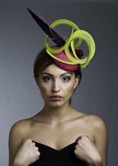 Rosie Olivia Millinery. #passion4hats