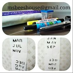 Flip your mattress regularly with this simple no-sew diy you can do over this Id-el Fitr holidays. All you need is white fabric, pinking scissors, fabric marker and some safety pins.. For tips on how to  care for your mattress and mattress protector email: msbeeshouse@gmail.com