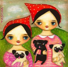 Painting by Tascha.. seriously need this!! dying how cute it is!!