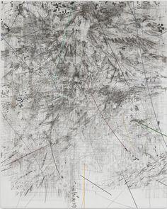 Julie Mehretu, Mogamma: Part 2, 2012.