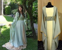 Medieval dress, GoT inspired, Larp, fantasy.
