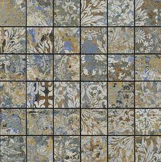 #Aparici #Carpet Vestige #Mosaico 5x5 29,75x29,75 cm   Feinsteinzeug   im Angebot auf #bad39.de 184 Euro/qm   #Mosaik #Bad #Küche