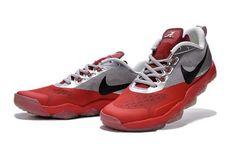 reputable site 96454 ed52c Mens Nike Hyperrev 2015 Pe Paul George Grey Red Online Store