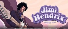 Jimi Hendrix Slot Game, The Best Slots, Free Spins Feature, Free Slots, Free Slots Money