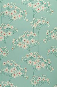38 Trendy Ideas for wallpaper floral vintage pretty patterns Pretty Patterns, Beautiful Patterns, Flower Patterns, Fabric Wallpaper, Pattern Wallpaper, Wallpaper Backgrounds, Mint Wallpaper, Pattern Paper, Pattern Art