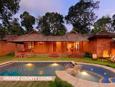 Orange County Coorg Resort