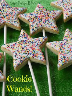 Cookie Wands!