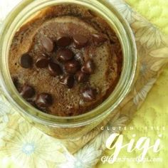 3-Minute Gluten-Free Brownie for One