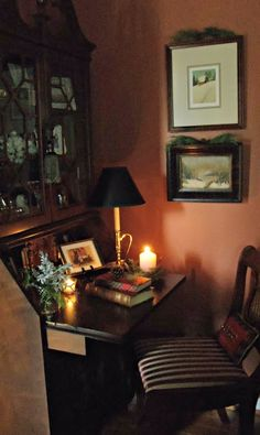 Hi, Everyone,  I finally finished decorating the living room yesterday. I'd been looking for something to put on the sofa table, and when...
